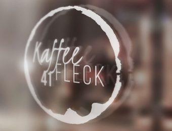 Corporate Design Entwicklung für Kaffeefleck41