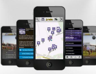 Wacken Open Air - Augmented Reality App