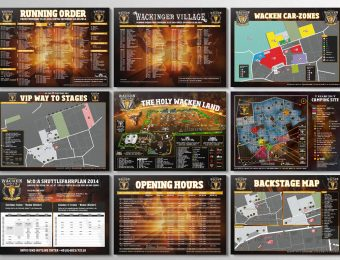 Wacken Open Air - Fanpläne