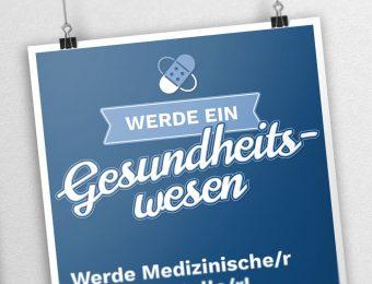 Jobkampagne für die Ärztekammer Berlin