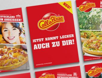 Gesamtbetreuung des Franchise-Systems Call a Pizza