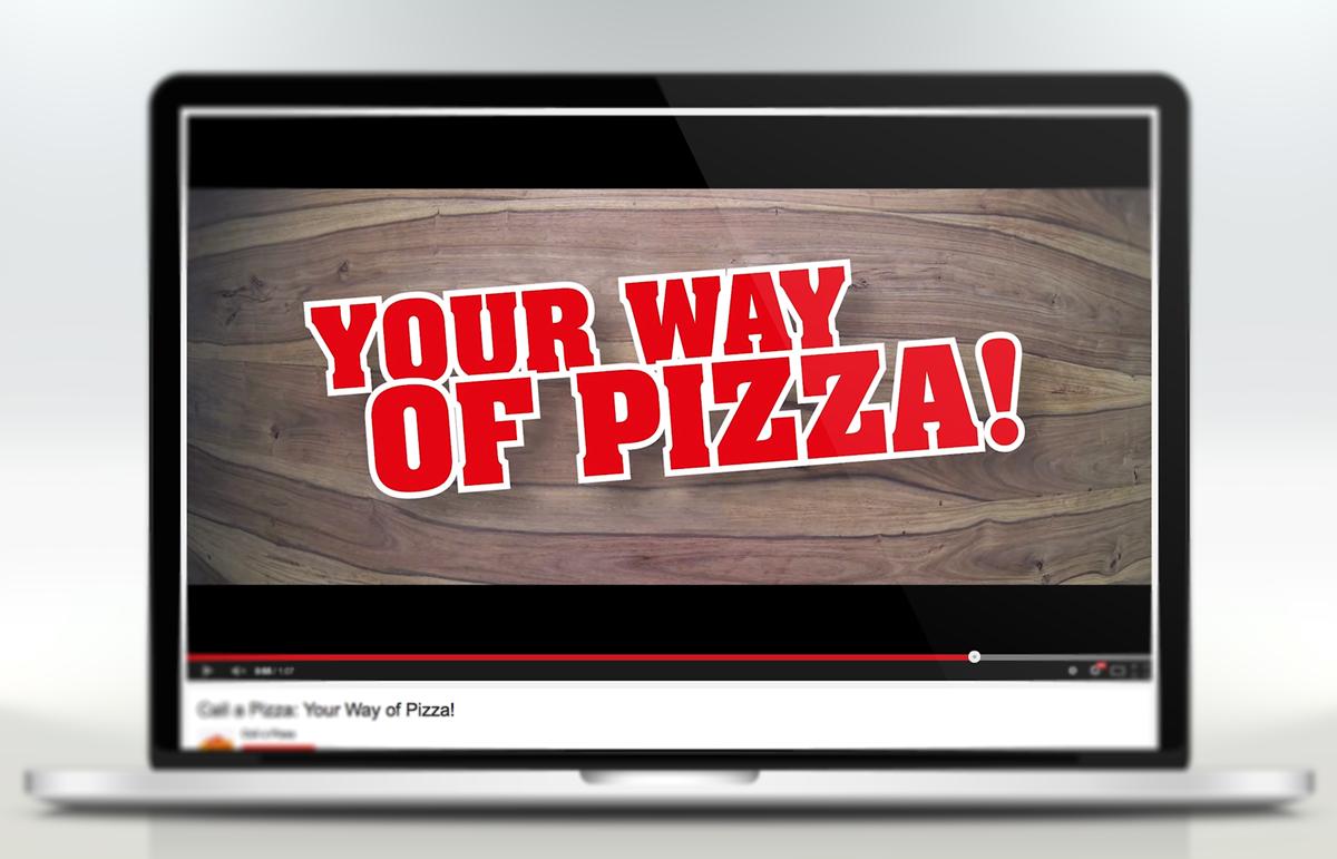 Spot für Call a Pizza, PPAM Werbeagentur Berlin Lichterfelde