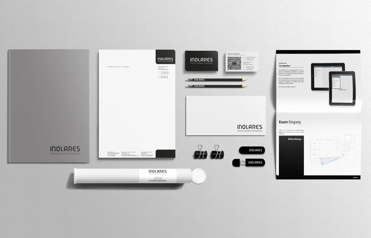 Inolares, Corporate Design, PPAM Werbeagentur Berlin Lichterfelde